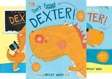 Dexter T. Rexter Series