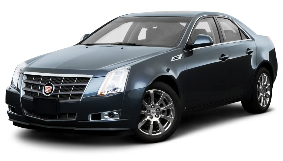 Amazon.com: 2008 Cadillac CTS Reviews, Images, and Specs: Vehicles