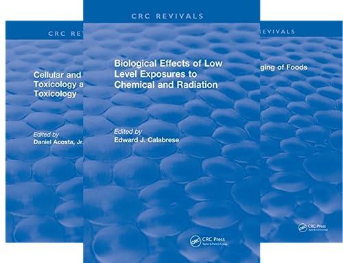 CRC Press Revivals (50 Book Series)