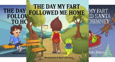 My Little Fart (8 Book Series)