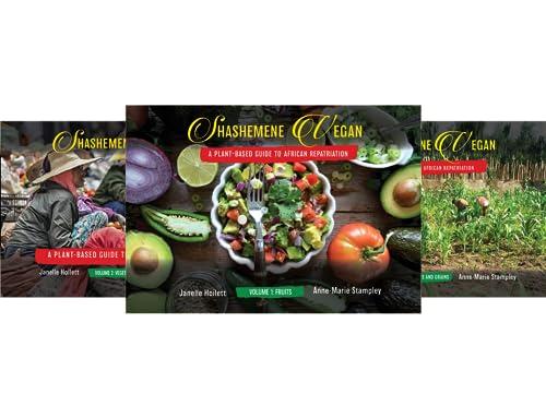 Shashemene Vegan: A Plant-based Guide to African Repatriation (4 Book Series)