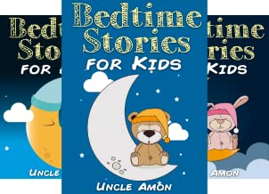 Fun Bedtime Story Collection (4 Book Series)