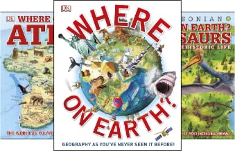 Where on Earth? (4 Book Series)