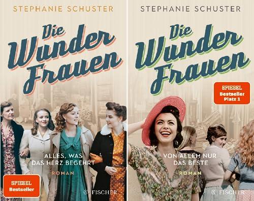 Wunderfrauen-Trilogie (Reihe in 2 Bänden)