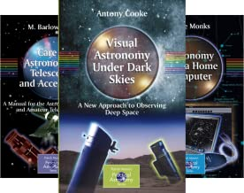 The Patrick Moore Practical Astronomy (50 Book Series)