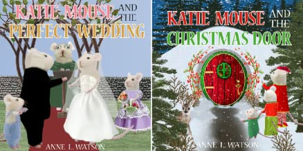 Katie Mouse (2 Book Series)
