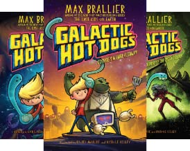 Galactic Hot Dogs (3 Book Series)