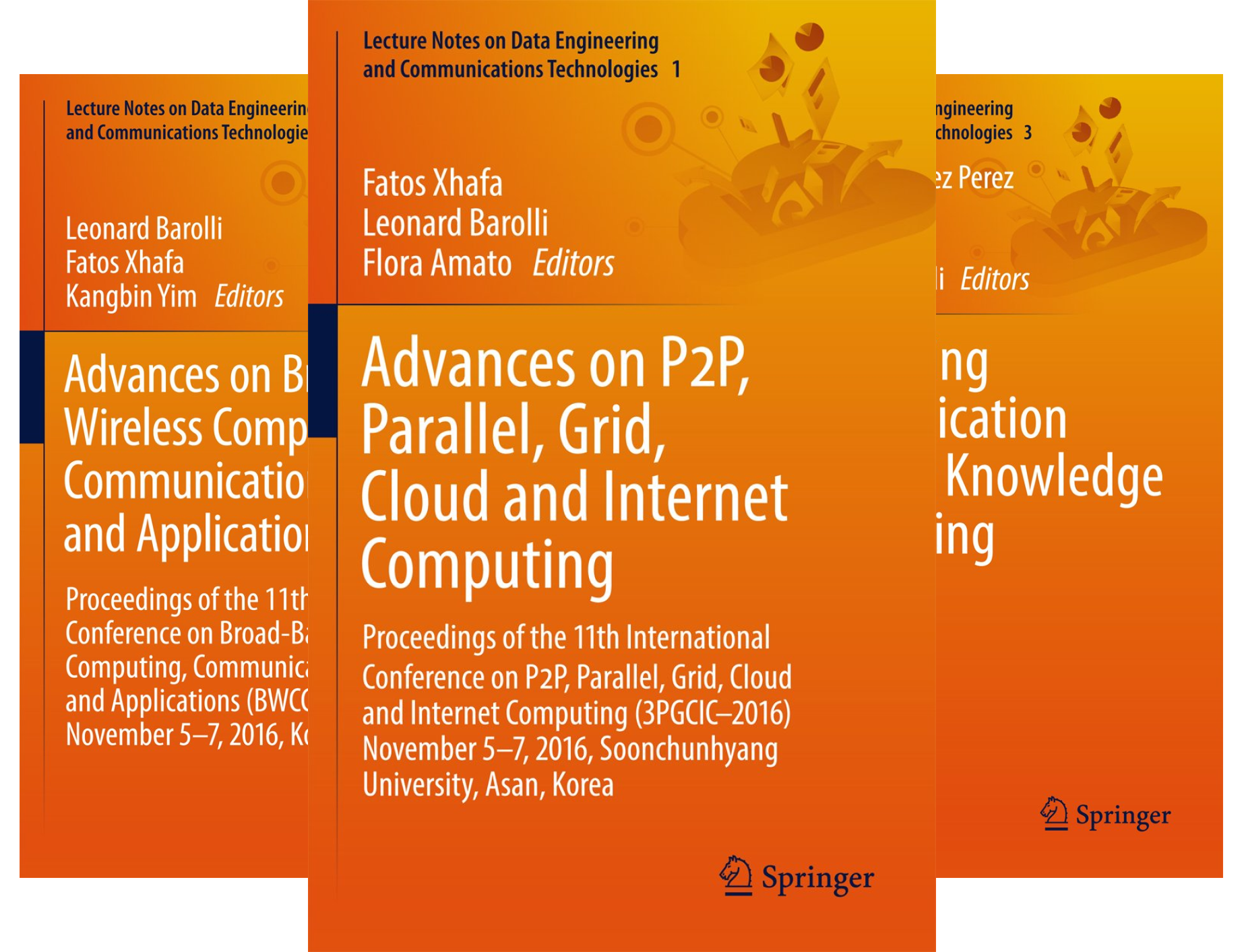Lecture Notes on Data Engineering and Communications Technologies (50 Book Series)