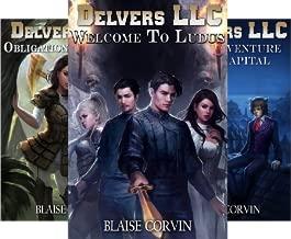 Delvers LLC (3 Book Series)