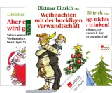 Weihnachten mit der buckligen Verwandtschaft (Reihe in 9 Bänden)