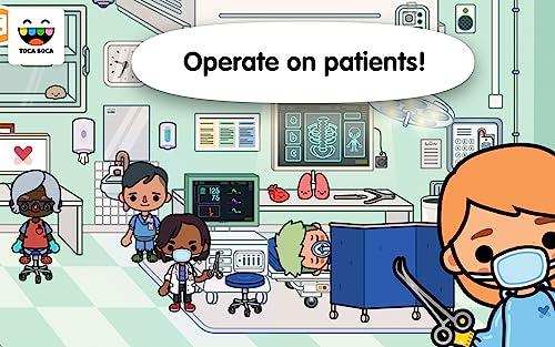 『Toca Life: Hospital』の2枚目の画像