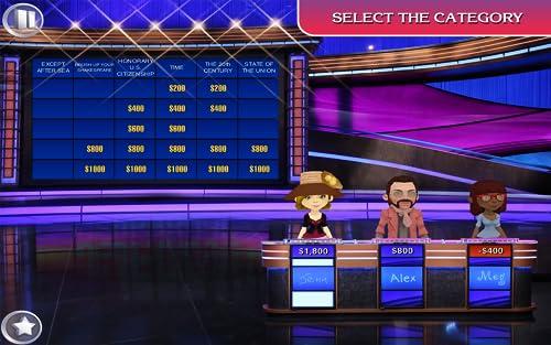 『Jeopardy! HD - America's Favorite Quiz Game』の4枚目の画像