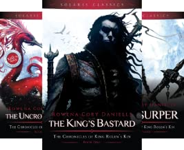 The Chronicles of King Rolen's Kin (Solaris Classics) (4 Book Series)