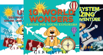 Kids Books For Young Explorers (3 Book Series)