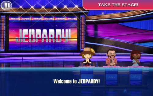 『Jeopardy! HD - America's Favorite Quiz Game』の3枚目の画像