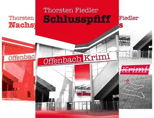 Offenbach-Krimi (Reihe in 3 Bänden)