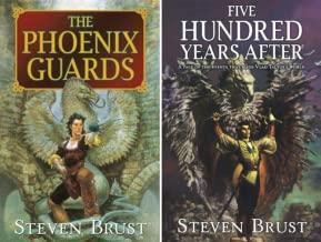 Phoenix Guards (2 Book Series)
