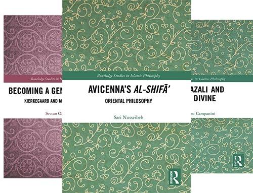 Routledge Studies in Islamic Philosophy (7 Book Series)