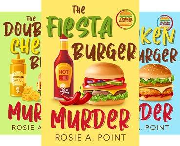 A Burger Bar Mystery