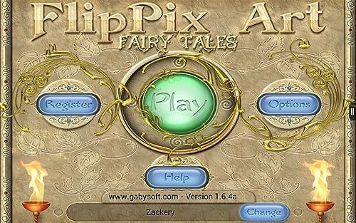 『FlipPix Art - Fairy Tales』の4枚目の画像