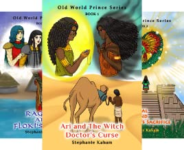 Old World Prince (3 Book Series)