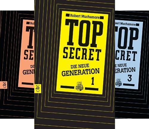 Top Secret - Die neue Generation (Reihe in 5 Bänden)