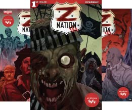 Z Nation (6 Book Series)
