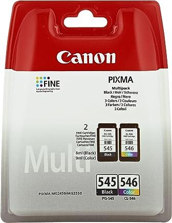 Canon PG-545/CL-546 Multi pack SEC Cartouche d'encre