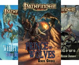 Pathfinder Tales (26 Book Series)
