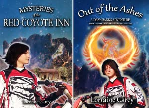 Mysteries of the Red Coyote Inn (2 Book Series)