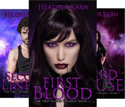 The First Blood Series (4 Book Series)