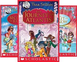 Thea Stilton Special Edition (6 Book Series)