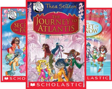 Thea Stilton Special Edition