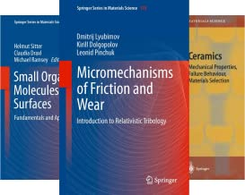 Springer Series in Materials Science (51-100) (50 Book Series)