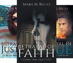 A Zachary Blake Legal Thriller (7 Book Series)
