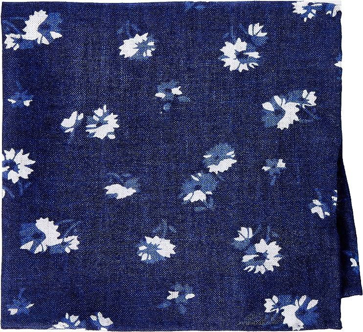 Van Heusen Men's Floral Pocket Square