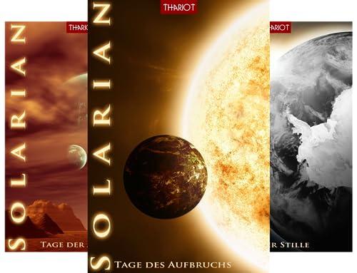 Solarian Saga (Reihe in 6 Bänden)