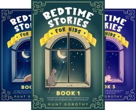Bedtime Stories for Kids (4 Book Series)