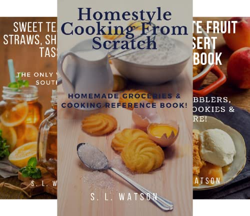 Southern Cooking Recipes (51-72) (22 Book Series)