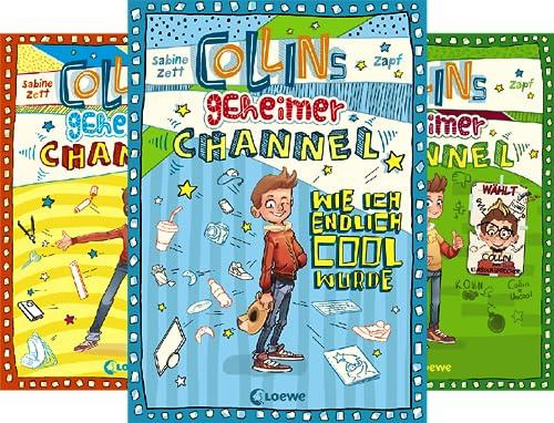 Collins geheimer Channel (Reihe in 4 Bänden)