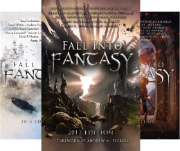 Fall Into Fantasy (5 Book Series)