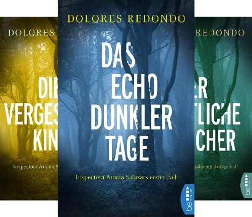 Die Baztán-Trilogie (Reihe in 3 Bänden)