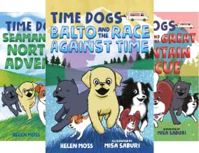 Time Dogs (4 Book Series)