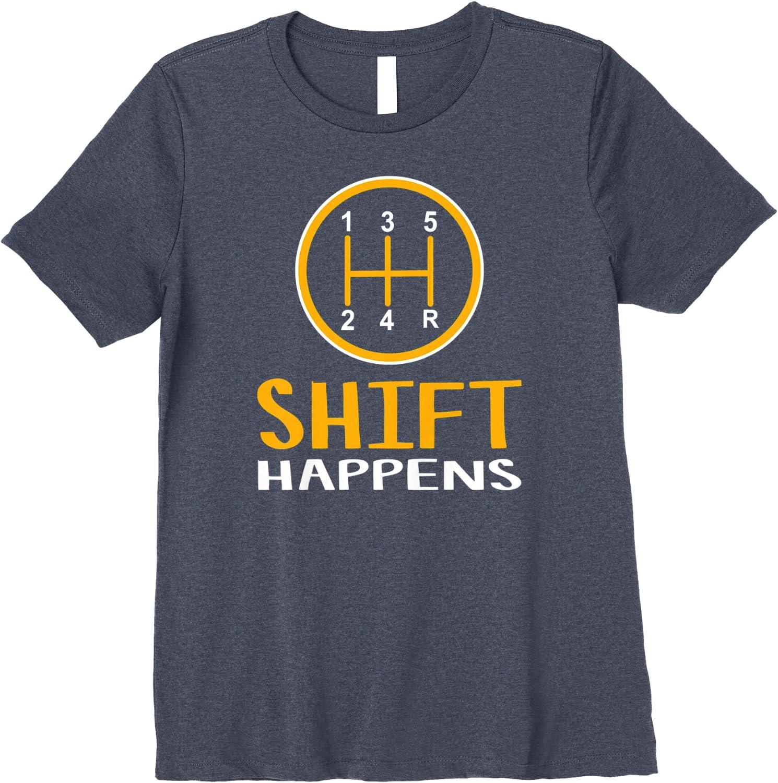 Who Gives A Shift Funny Pun T-Shirt Shirt Printed Tee Gift Trackday Motorsport