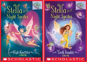 Stella and the Night Sprites (2 Book Series)