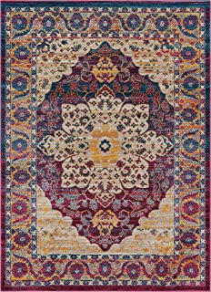 Well Woven Curie Boho 5x7 (5'3