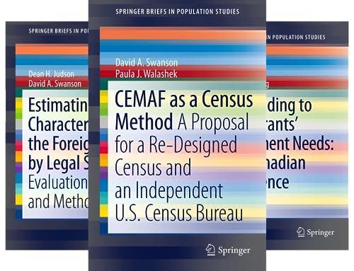 SpringerBriefs in Population Studies (37 Book Series)