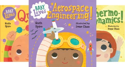 Baby Loves Science (8 Book Series)
