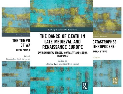 Routledge Environmental Humanities (51-60) (10 Book Series)