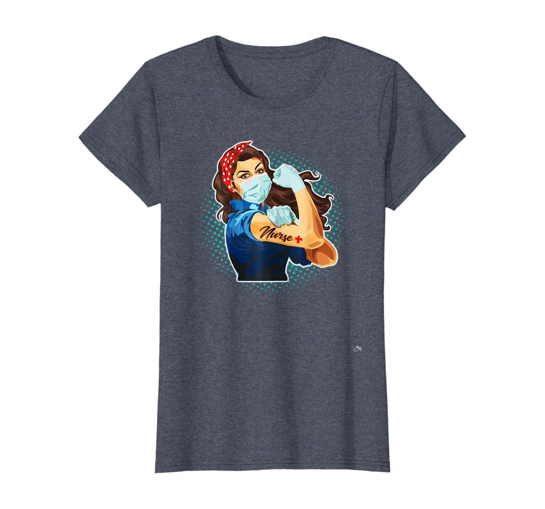Womens Nurse Life Shirt Nurse Life Tshirt Nursing Clinical RN LPN T-Shirt-axz